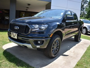New 2019 Ford Ranger XLT Truck For Sale Oxford, MS
