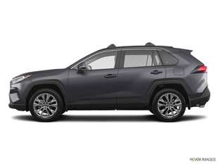 New 2019 Toyota RAV4 XLE Premium SUV in Oxford, MS