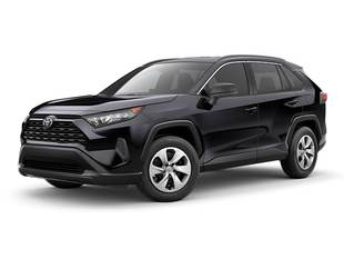 New 2019 Toyota RAV4 LE SUV in Oxford, MS