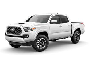 New 2020 Toyota Tacoma TRD Sport V6 Truck Double Cab in Oxford, MS
