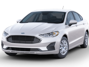New 2019 Ford Fusion S Sedan For Sale Oxford, MS