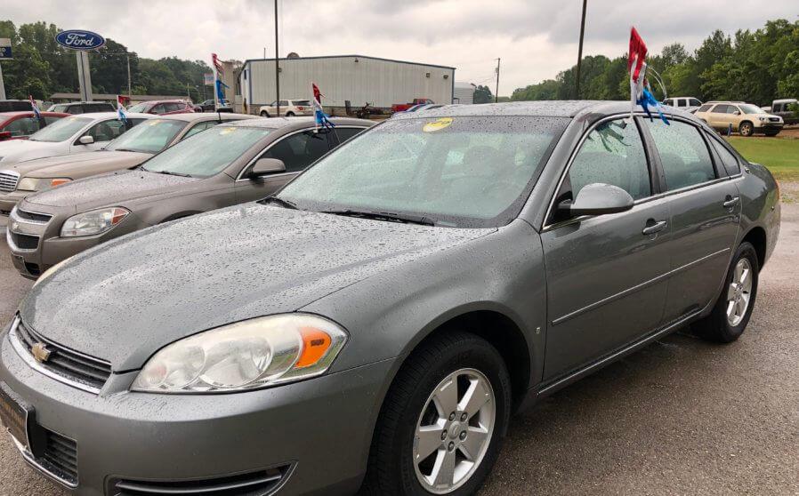 07 Chevrolet Impala LS