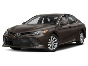 New 2019 Toyota Camry LE Sedan in Oxford, MS