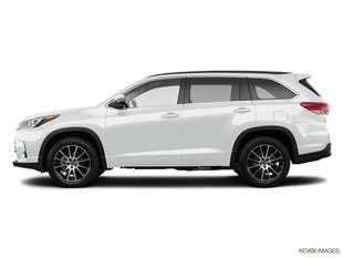 New 2019 Toyota Highlander SE V6 SUV in Oxford, MS