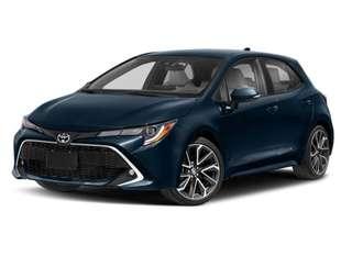 New 2019 Toyota Corolla Hatchback XSE Hatchback in Oxford, MS