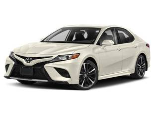New 2020 Toyota Camry XSE Sedan in Oxford, MS
