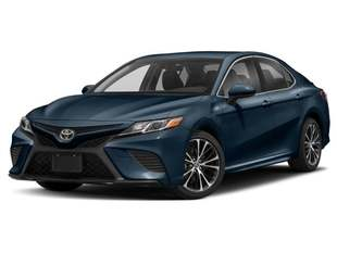 New 2020 Toyota Camry SE Sedan in Oxford, MS