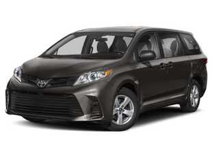 New 2020 Toyota Sienna LE 8 Passenger Van in Oxford, MS