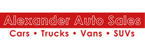Alexander Auto Sales Used Car Specials in New Albany