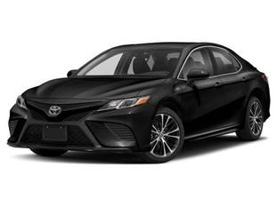 New 2019 Toyota Camry SE Sedan in Oxford, MS