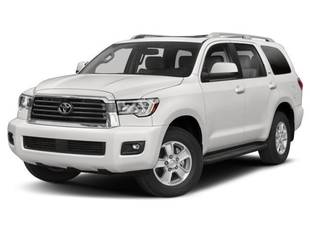 New 2018 Toyota Sequoia Platinum SUV in Oxford, MS