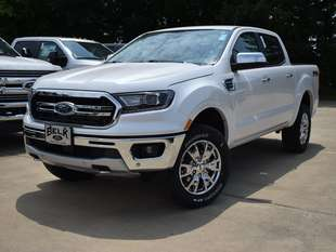 New 2019 Ford Ranger Lariat Truck For Sale Oxford, MS