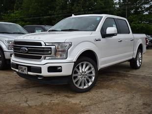 New 2019 Ford F-150 Limited Truck For Sale Oxford, MS