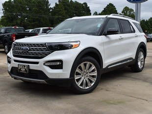 New 2020 Ford Explorer Limited SUV For Sale Oxford, MS