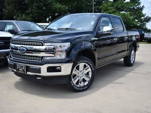 New 2019 Ford F-150 Lariat Truck For Sale Oxford, MS