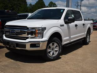 New 2019 Ford F-150 XLT Truck For Sale Oxford, MS