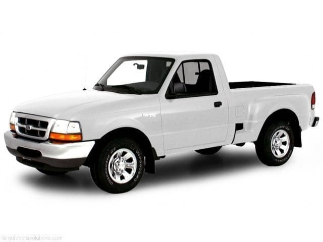 Used 2000 Ford Ranger XL 4x2 Regular Cab 5.75 ft. box 111 Regular Cab For Sale Oxford, MS