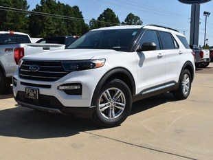 New 2020 Ford Explorer XLT SUV For Sale Oxford, MS