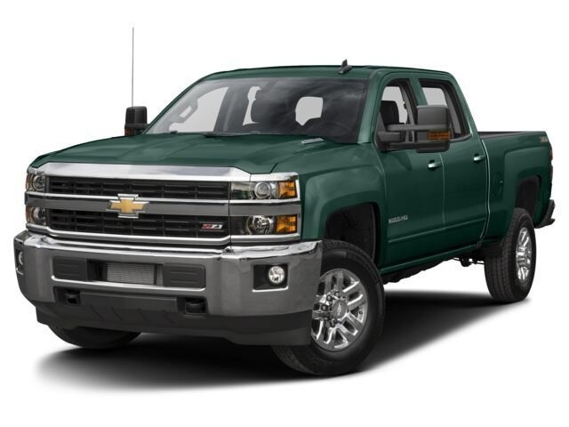 Used 2017 Chevrolet Silverado 2500HD Crew Cab For Sale Oxford, MS