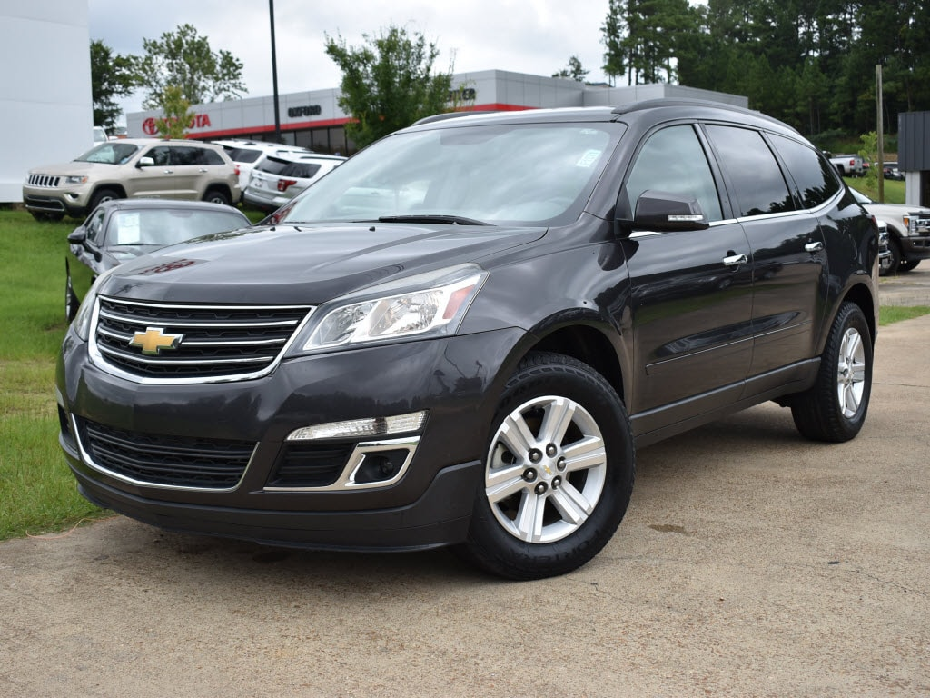 Used 2014 Chevrolet Traverse LT w/2LT Front-Wheel Drive LT SUV w/2LT For Sale Oxford, MS