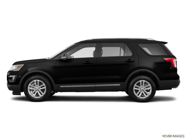 Used 2017 Ford Explorer XLT Front-Wheel Drive XLT SUV For Sale Oxford, MS