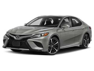 New 2019 Toyota Camry XSE Sedan in Oxford, MS