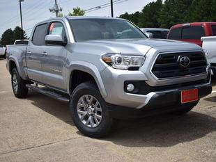 New 2019 Toyota Tacoma SR5 V6 Truck Double Cab in Oxford, MS