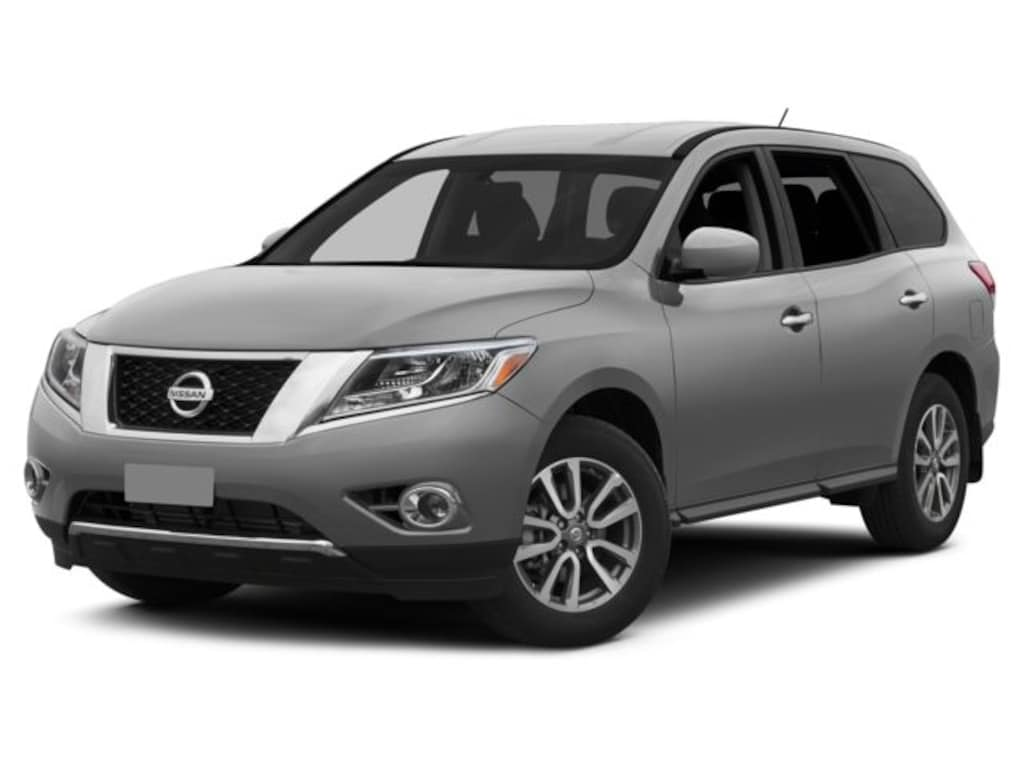 Used 2015 Nissan Pathfinder Platinum Platinum SUV For Sale Oxford, MS