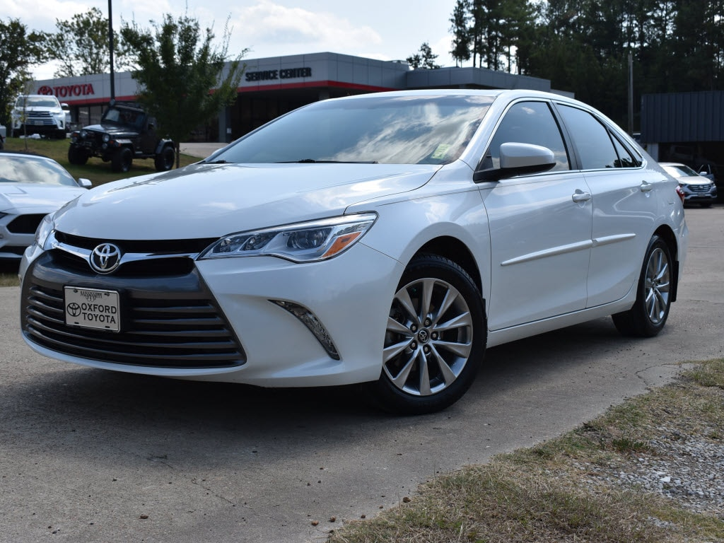 Used 2017 Toyota Camry XSE V6 Sedan XSE V6 Sedan For Sale Oxford, MS