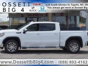 New 2019 GMC Sierra 1500 Crew Cab Short Box 4-Wheel Drive SLT