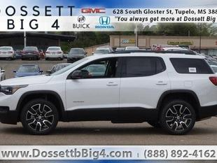New 2019 GMC Acadia FWD SLT-1