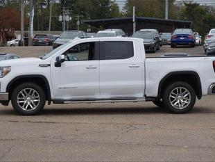 New 2020 GMC Sierra 1500 Crew Cab Short Box 4-Wheel Drive SLT