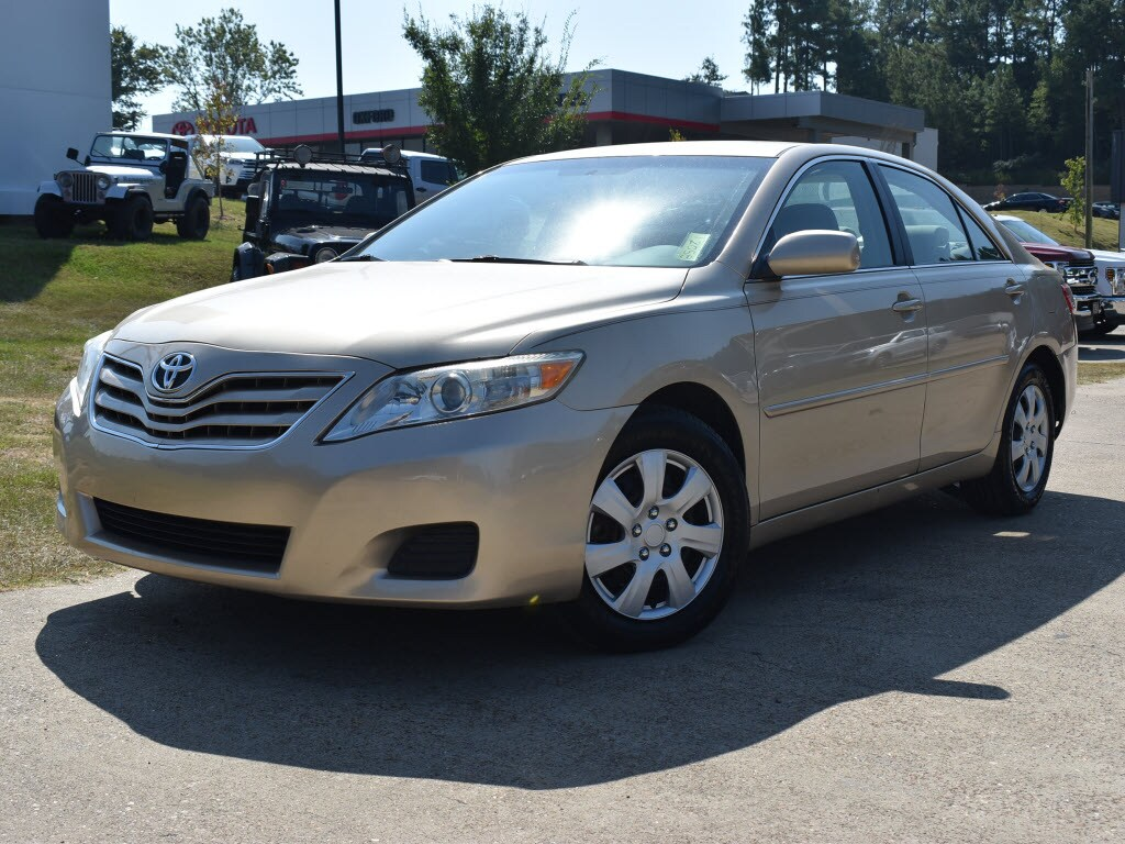 Used 2011 Toyota Camry LE (M6) Sedan LE Sedan 6M For Sale Oxford, MS