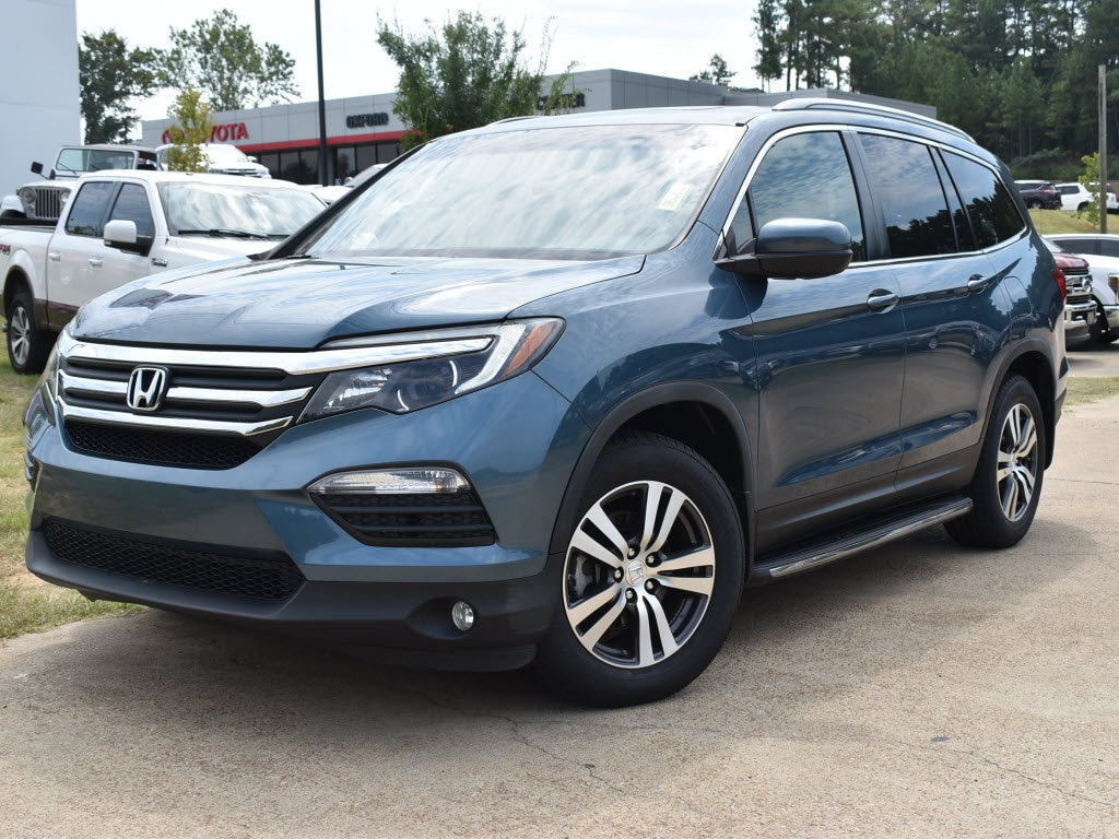 Used 2016 Honda Pilot EX-L Front-Wheel Drive EX-L SUV For Sale Oxford, MS