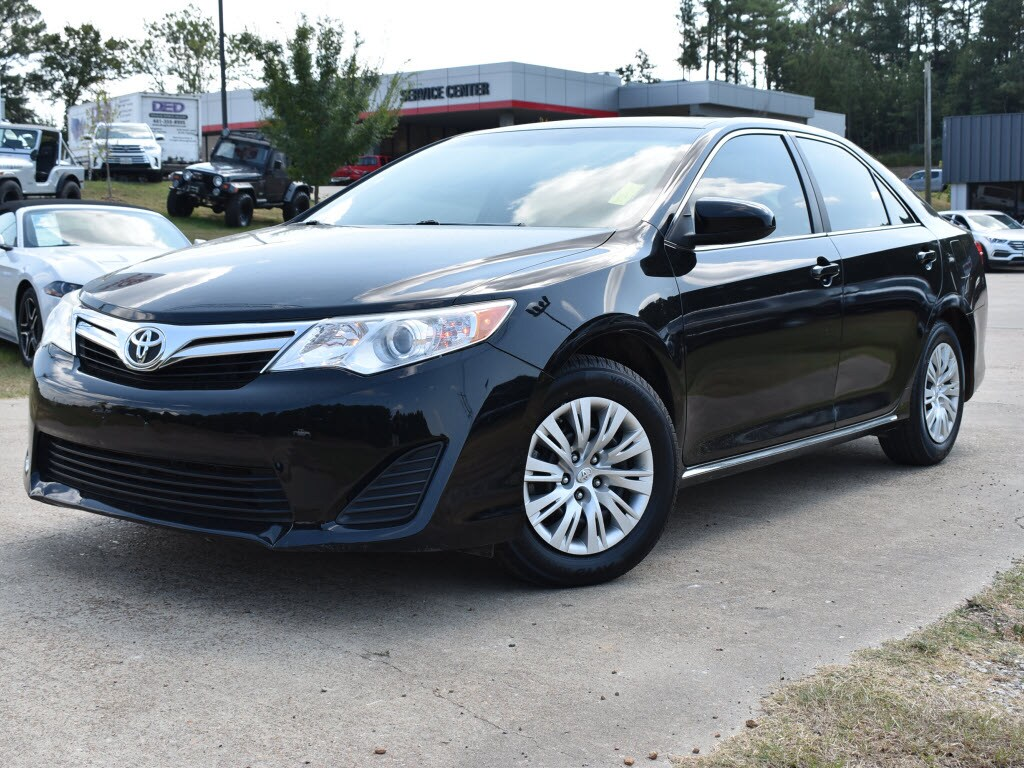 Used 2014 Toyota Camry LE Sedan LE Sedan For Sale Oxford, MS