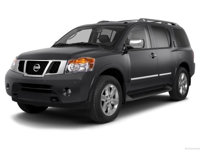Used 2013 Nissan Armada SV 4x4 4x4 SV SUV For Sale Oxford, MS