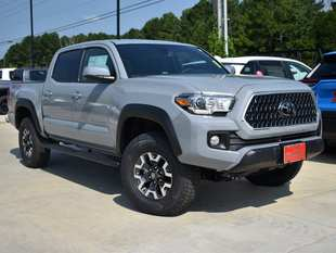 New 2019 Toyota Tacoma TRD Off Road V6 Truck Double Cab in Oxford, MS
