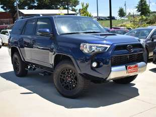 New 2019 Toyota 4Runner TRD Off Road Premium SUV in Oxford, MS