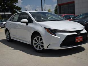 New 2020 Toyota Corolla LE Sedan in Oxford, MS