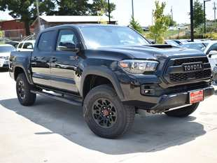 New 2019 Toyota Tacoma TRD Pro V6 Truck Double Cab in Oxford, MS