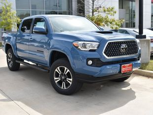New 2019 Toyota Tacoma TRD Sport V6 Truck Double Cab in Oxford, MS