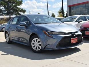 New 2020 Toyota Corolla L Sedan in Oxford, MS