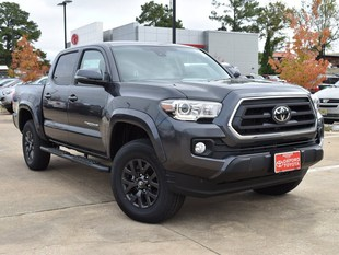 New 2020 Toyota Tacoma SR5 V6 Truck Double Cab in Oxford, MS