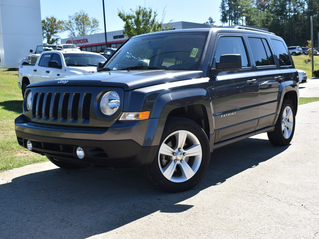 Used 2016 Jeep Patriot Latitude Front-Wheel Drive Latitude SUV For Sale Oxford, MS