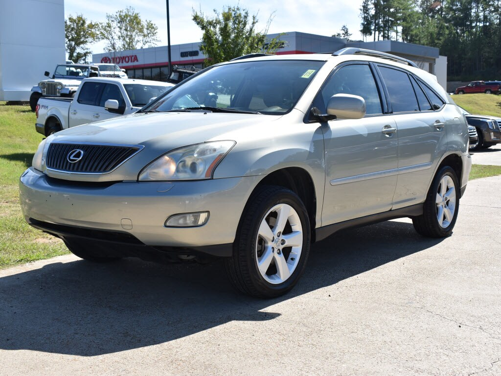 Used 2004 Lexus RX 330 Front-Wheel Drive SUV For Sale Oxford, MS