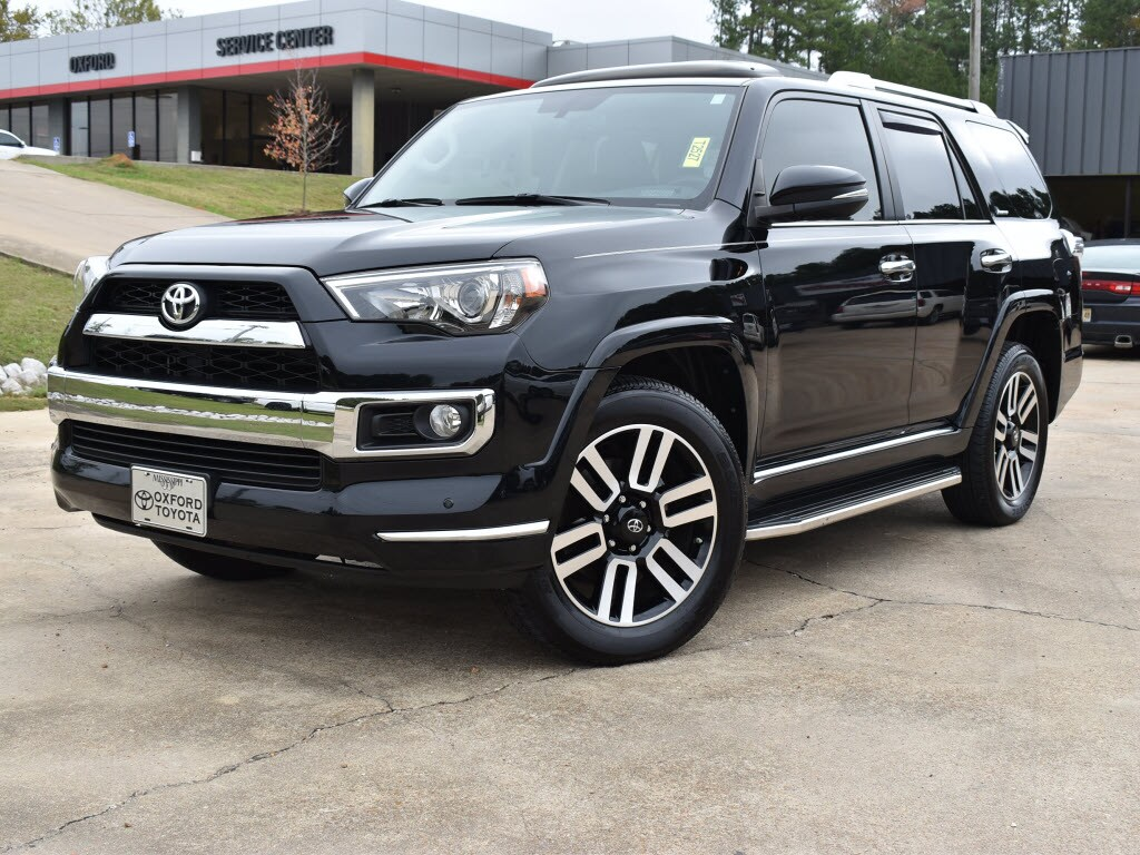 Used 2018 Toyota 4Runner SR5 4x2 4x2 SR5 SUV For Sale Oxford, MS