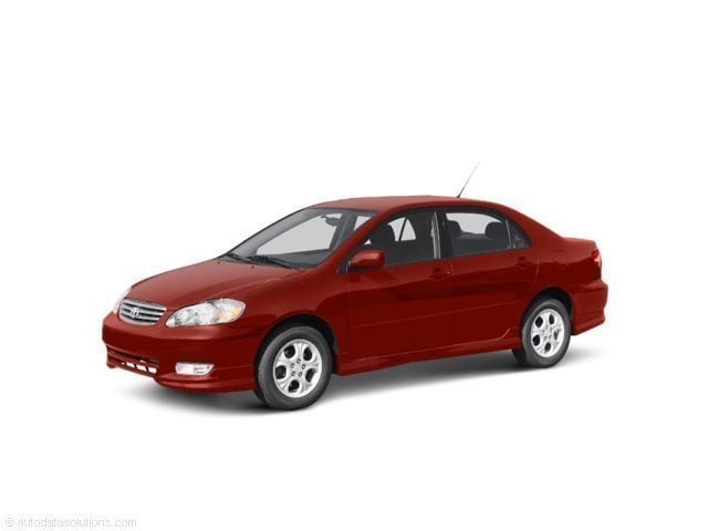 Used 2004 Toyota Corolla Sedan For Sale Oxford, MS