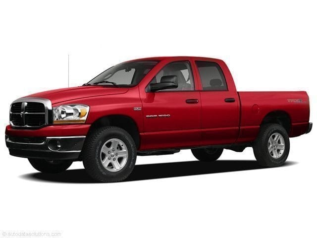 Used 2007 Dodge Ram 1500 Quad Cab For Sale Oxford, MS