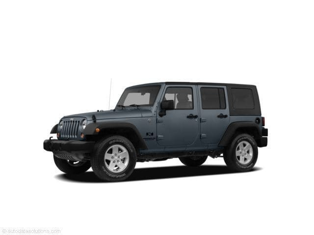 Used 2007 Jeep Wrangler Unlimited Unlimited X 4x4 4x4 X SUV For Sale Oxford, MS