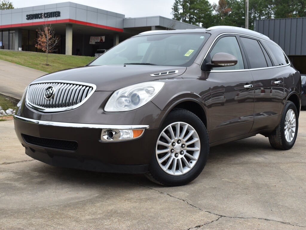 Used 2011 Buick Enclave CXL-1 CXL-1 Crossover w/1XL For Sale Oxford, MS